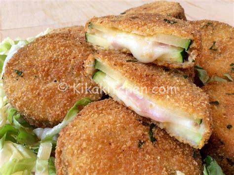 fiori di zucchine fritte cordon bleu di zucchine fritte o al forno kikakitchen