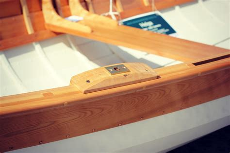 handmade wooden boats smith
