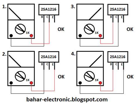 Transistor Sanken 2sa1216 Dan 2sc2922 Bagus Sepasang bahar electronic cara mengecek transistor power lifier