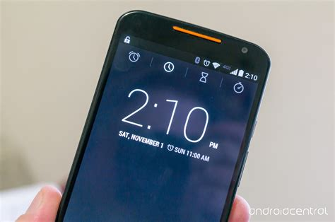 daylight saving ends tomorrow morning what do i need to android central - Clocks For Android Phone