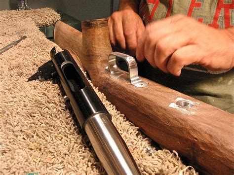 how to do woodworking woodworking doan trevor custom rifle building