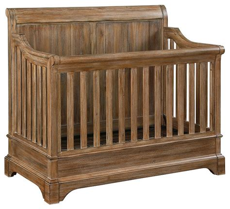 Rustic Baby Cribs Bertini Pembrooke 4 In 1 Convertible Crib Rustic Rustic Cribs By Toys R Us