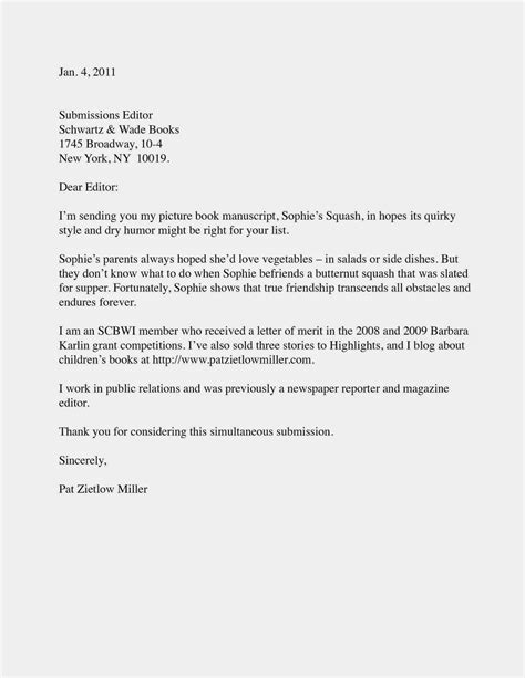 Author Cover Letter by Author Cover Letter Cover Letter To Human Resources