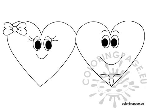 coloring pages of hearts for valentines day free printable coloring page valentine s day