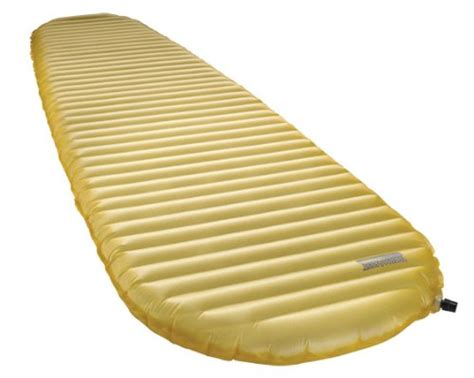 most comfortable thermarest what is the best cing air mattress or sleeping pad