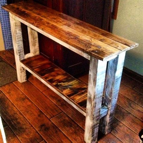 sofa table pinterest sofa table pictures best 25 rustic sofa tables ideas on