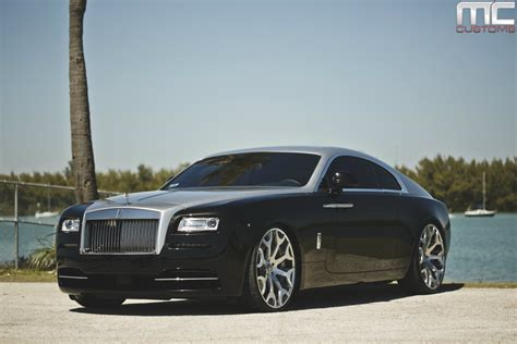roll royce custom wraith rolls royce custom