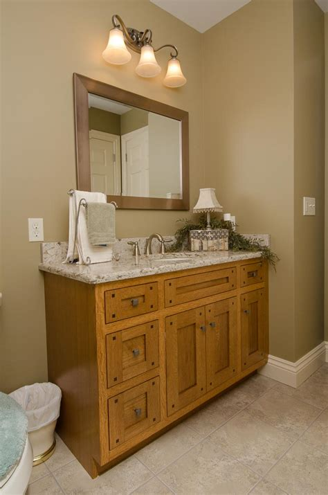 Custom Vanities For Bathrooms by Custom Bathroom Vanities Foxcraft Cabinets