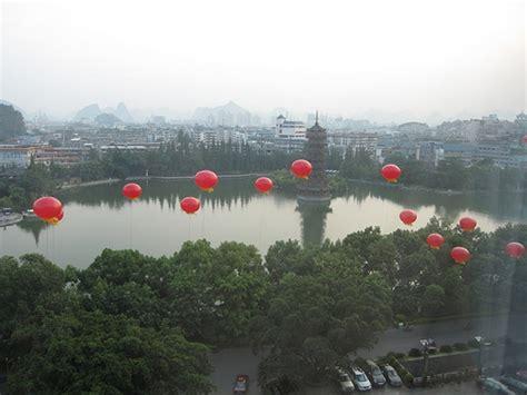 Lukisan Pemandangan Kung wisata mengenal pesona keindahan kota guilin di china