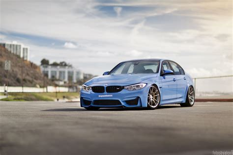yas marina blue bmw f80 m3 photoshoot by alex