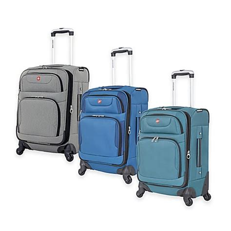 luggage bed bath and beyond swissgear 174 20 inch 7297 carry on spinner bed bath beyond