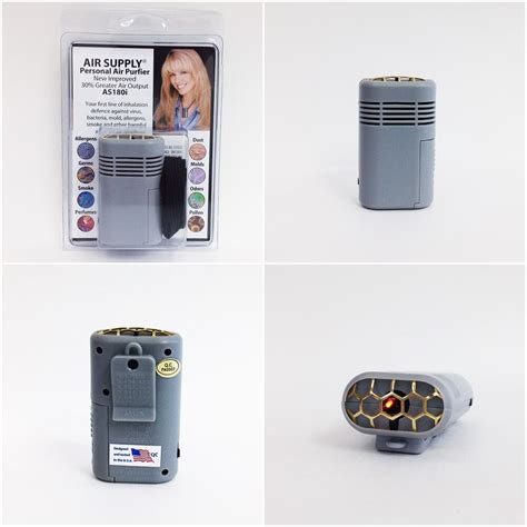 minimate wein as180i personal air purifier ionic 30 more air output gray 74034439334 ebay