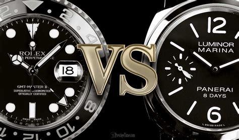 best panerai rolex vs panerai watches which is best