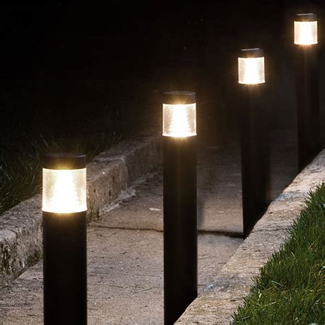 Solar Landscaping Lights Garden Lights Garden Lights Available From Bunnings Warehouse Outdoor Lighting Garden Solar Lights