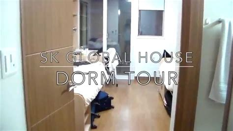 sk global house sk global house dorm tour youtube