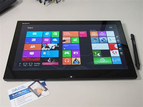Sony Vaio Tablet Pc Windows 8 sony tablet pc windows 8 www imgkid the image kid