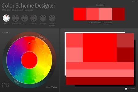 color scheme maker 18 must have apps for web designers and developers