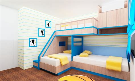 Bunk Bed Blankets Modern Bedroom Interior Design Ideas With Bunk Bed