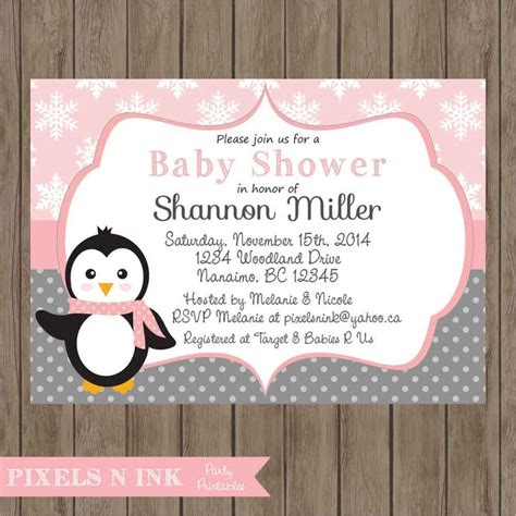 penguin baby shower theme 17 best ideas about penguin baby showers on