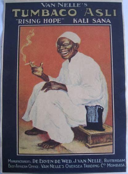 Tembakau Import Nelle Dari Toko Nuramzah toko antiek retro vintage iklan kertas tumbaco nelle