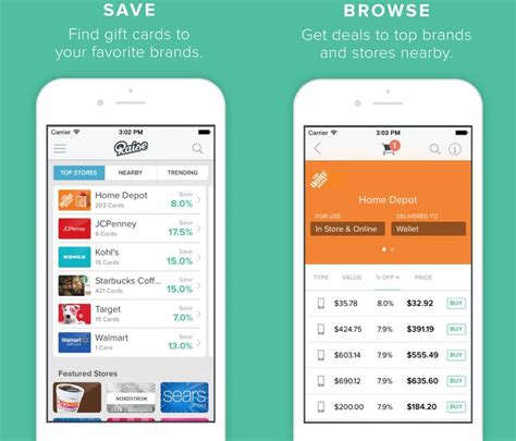 App To Keep Track Of Gift Cards - buy and sell gift cards with raise s app business insider