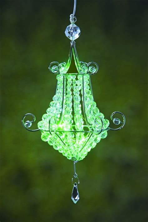 Outdoor Led Chandelier Anywhere Mini Chandelier Green Indoor Outdoor Led Hanging Lights
