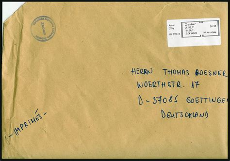 Beschriftung Warensendung by Philaseiten De Schalter Freistempelmaschinen Und Labels