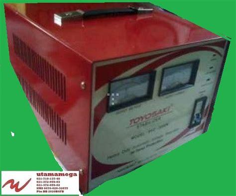 Stabiilizer Toyosaki 1000w stabilizer toyosaki 1000w 2000w 3000w 5000w utamamega