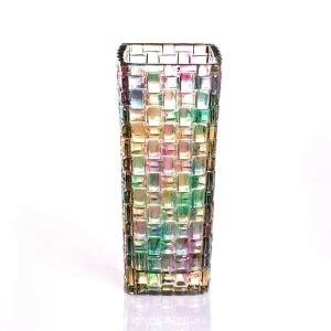 vasi vetro quadrati continental semplici vasi di vetro quadrati grandi vasi