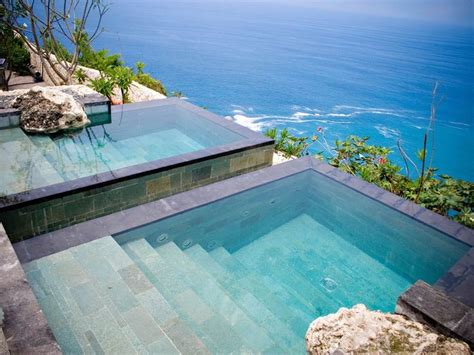 bali infinity pool infinity pool bulgari resort indonesia fantastic his and