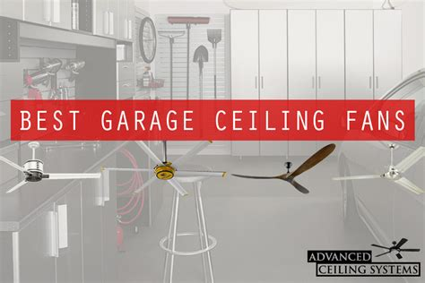 best garage ceiling fan 5 best ceiling fans for high ceilings you can buy today