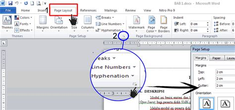 layout buku di ms word video membuat format buku di microsoft word 2007 2010