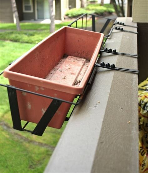 the rail window boxes deck rail planters and how they can help you to transform