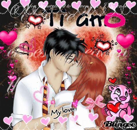 imagenes de amor anime anime amor picture 74111611 blingee com