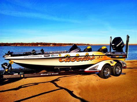 cabela s ranger for 2012 elite series dave smith fishing - Ranger Boats Cabela S