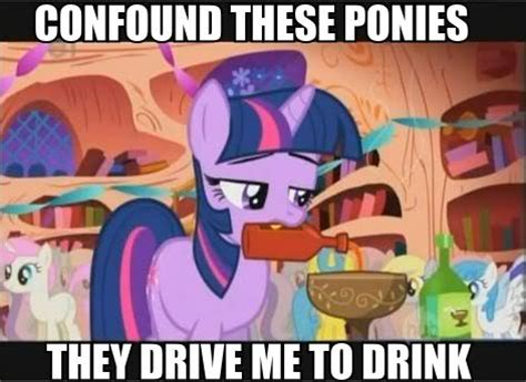 Ponies Meme - derpy my little pony