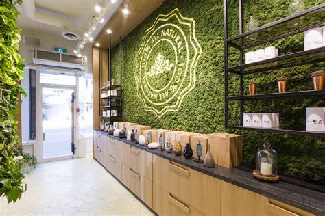 wellness shop saje wellness robson modern mix vancouver