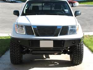 Nissan Frontier Bumpers 2005 2017 Frontier Front Bumper 2nd Generation