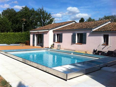 Mobile überdachung Terrasse by Une Terrasse Mobile Pour Votre Piscine Fond Mobile Pour