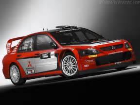 Mitsubishi Wrc Mitsubishi Lancer Wrc 2005 Taringa