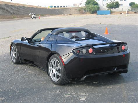 The Tesla Roadster Tesla Roadster History Photos On Better Parts Ltd
