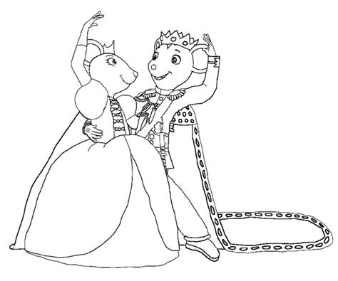 get this printable angelina ballerina coloring pages 171701