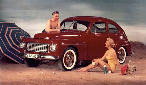 classic volvo volvo pv444 and pv544 information