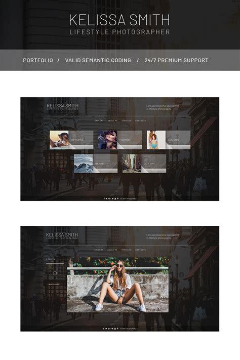 Art Photography Website Template 66006 Templates Com Photography Portfolio Website Templates Free