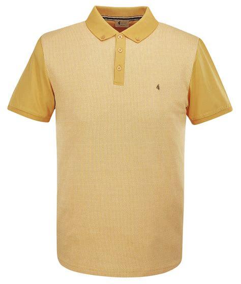 T Shirt Gold As Fck gabicci vintage l gold tyne grid jacquard polo t shirt bnwt large yellow ebay