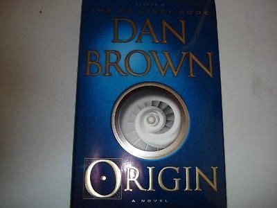 Origin Dan Brown Vers Hardcover origin by dan brown e book cad 5 14 picclick ca