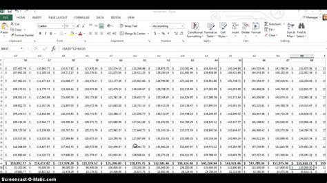 Retirement Calculator Excel Spreadsheet by Retirement Planner Spreadsheet Laobingkaisuo