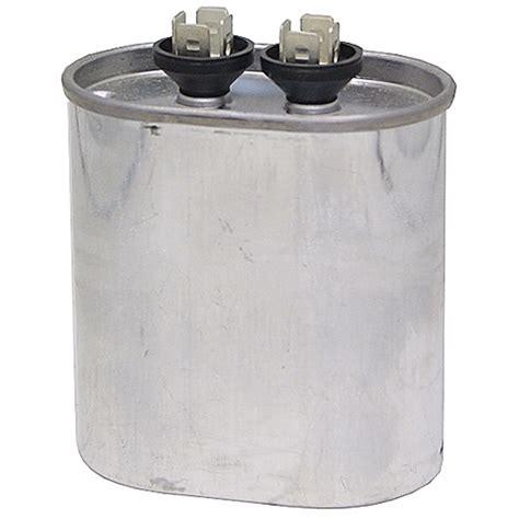 run capacitor oval 25 mfd 370 vac ge oval run capacitor motor run capacitors capacitors electrical www