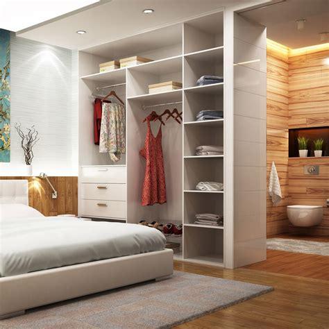 begehbarer kleiderschrank selber bauen im schlafzimmer begehbarer kleiderschrank im schlafzimmer