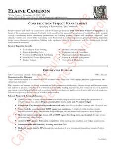 construction superintendent resume templates girlshopes